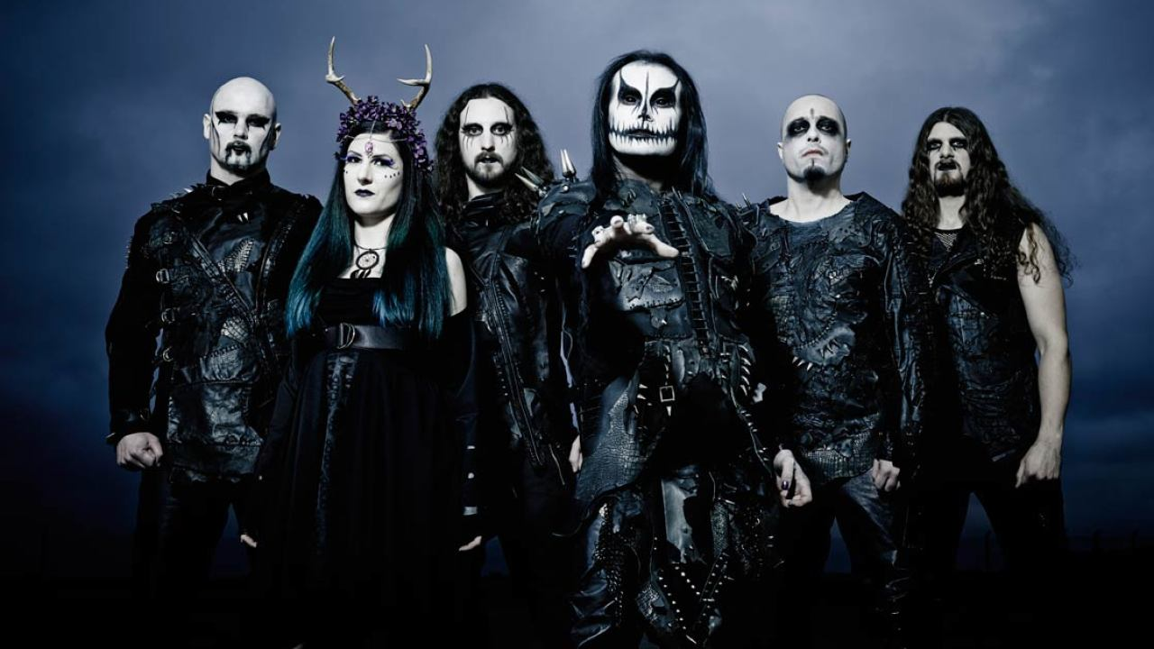 Foto Cradle of Filth k albu Cryptoriana – The Seductiveness of Decay