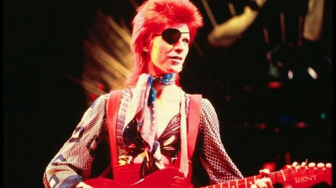 David Bowie jako The Halloween Jack
